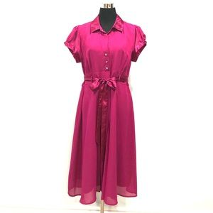 Robbie  Bee fits & flare dress